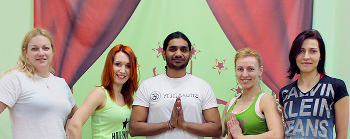 Занятия по йоге канал