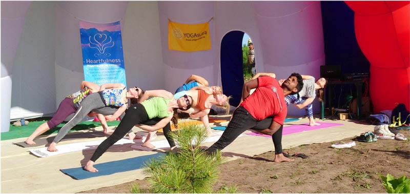 Музыка релакс звуки природы для йоги