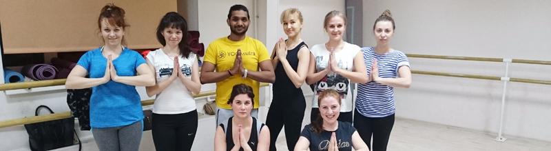 Фитнес и йога в воскресенске