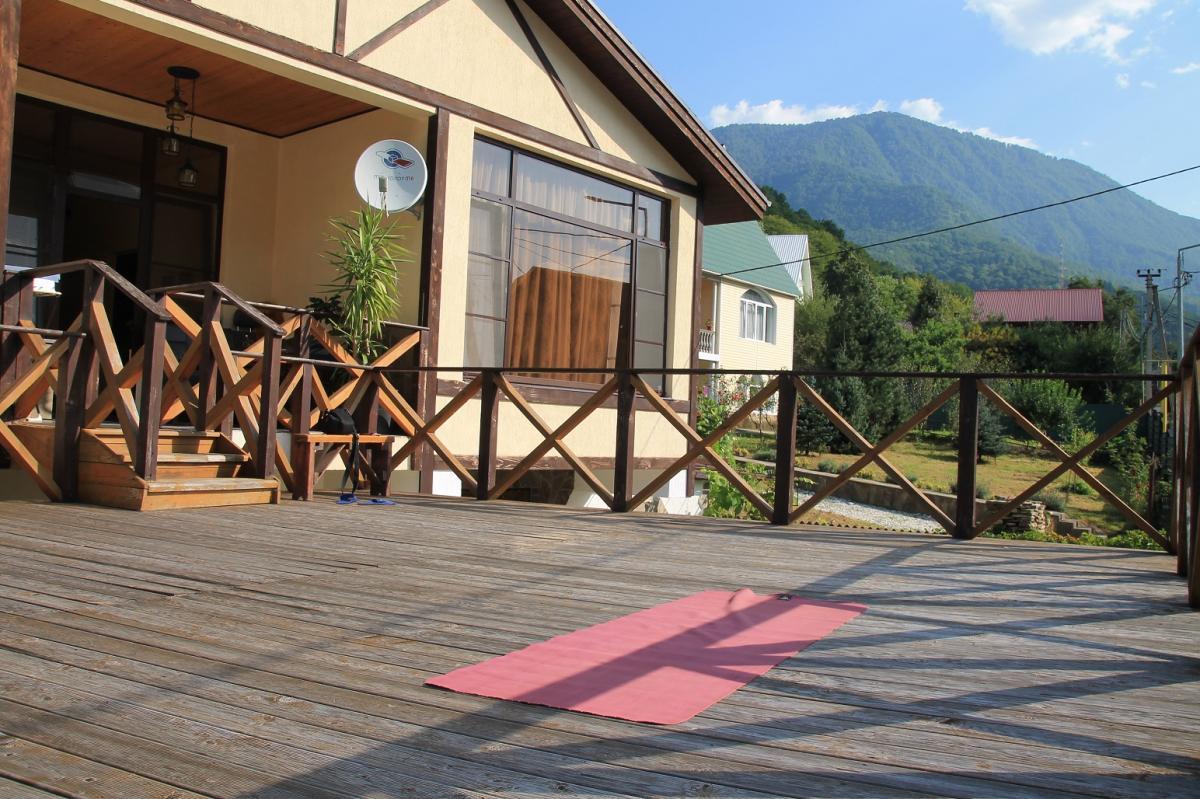 йога-тур из москвы в горы с Yogasutra