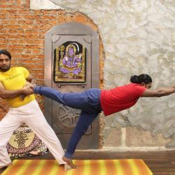 Парная йога, Азиз Киркере, йогасутра, йога в Москве на Ленинском